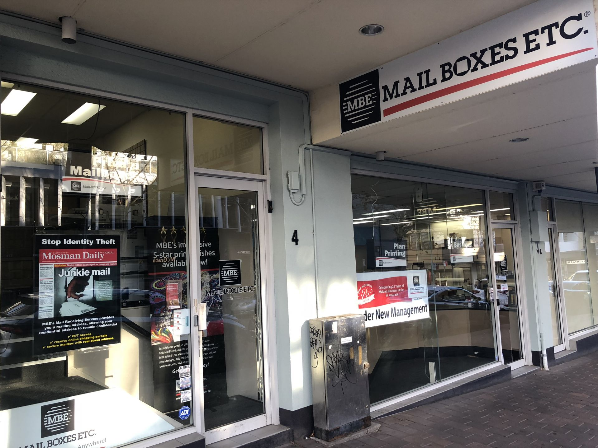 Well established Digital Print, Mailbox, & Business Services - Lower north shore