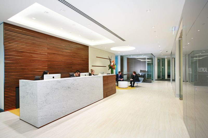 1  O'Connell Street - Serviced Offices