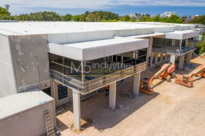 410sqm - Brand NEW Industrial 'Security' Complex