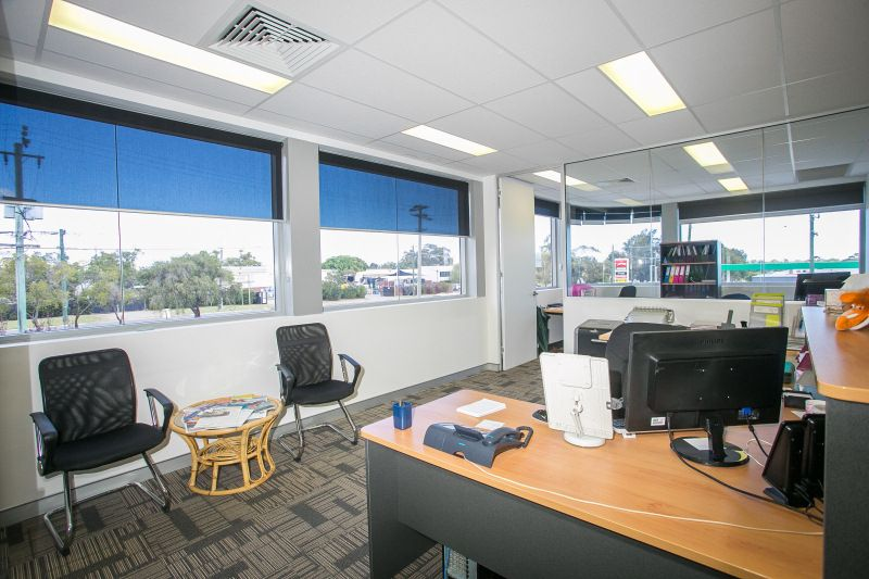 THE BEST OFFICES IN BALCATTA