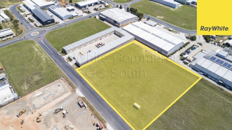 LARGE 1HA INDUSTRIAL BLOCK