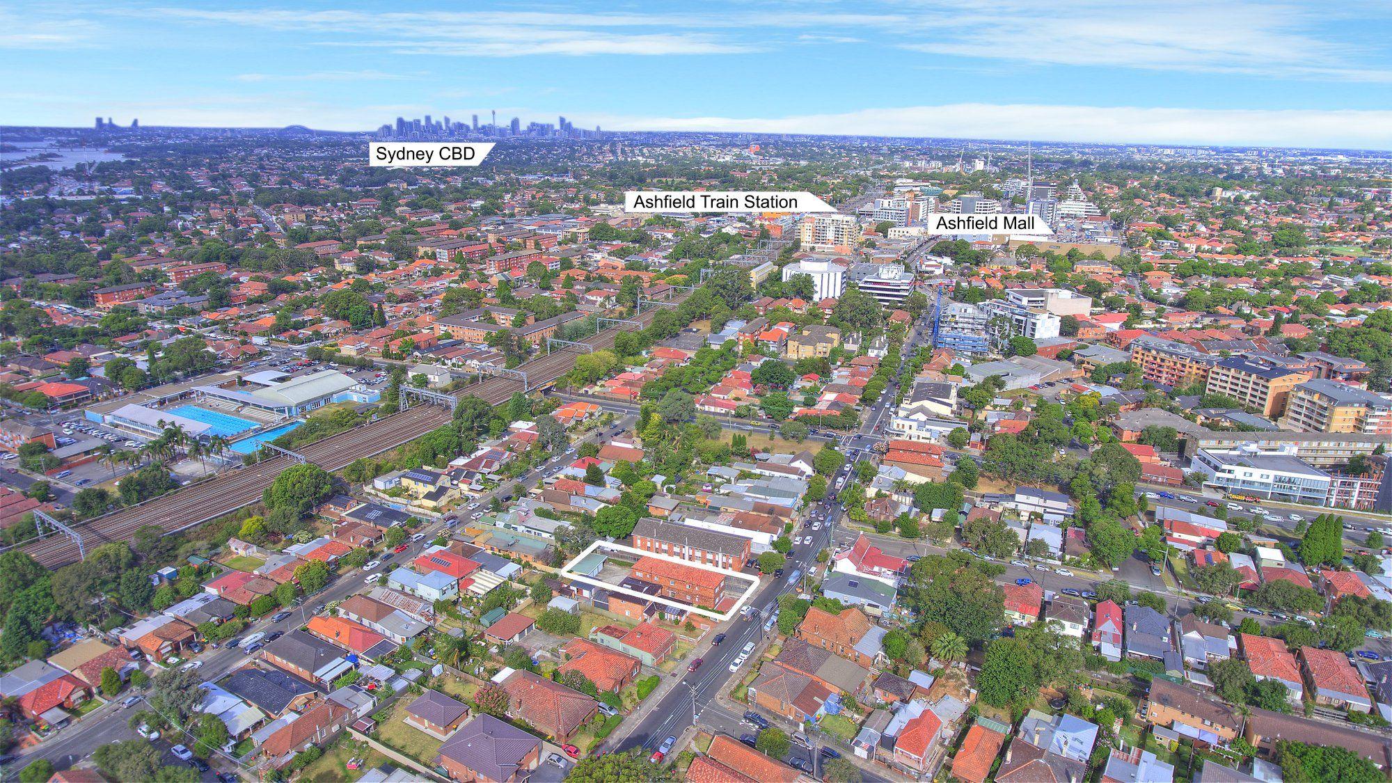 1/53 Thomas Street, Croydon NSW 2132