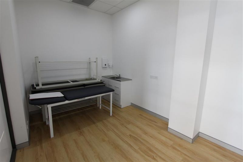 Perfect Allied Health Room
