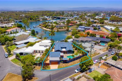 Massive 1037m2 Block on Water in Sought After Location