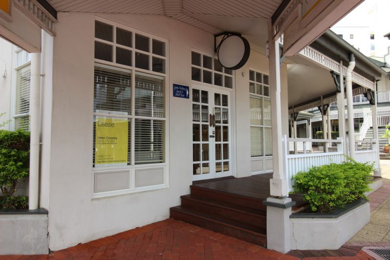 The Conservatory Building - For Lease