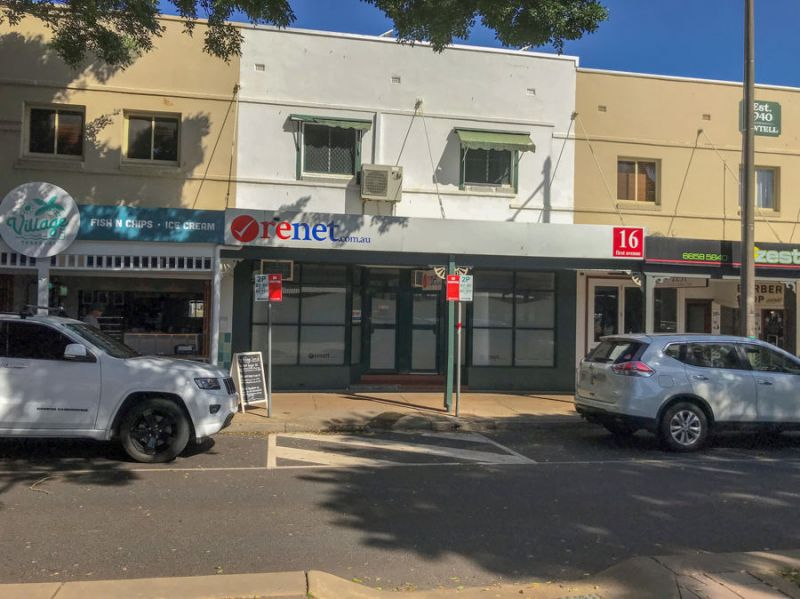 Heart of Sawtell! Commercial Office, Retail or Allied Health - You Choose.
