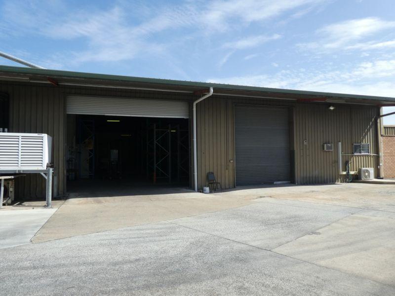 Sublet Warehouse Area From Main Tenant