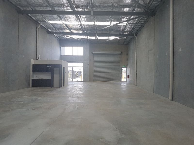 THREE NEW STREET FRONT WAREHOUSE UNITS - COMPLETE & READY TO OCCUPY