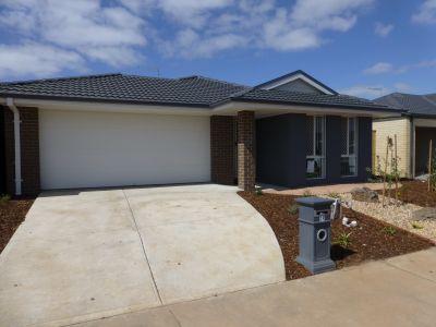 Brand new family home in the Habitat Estate!