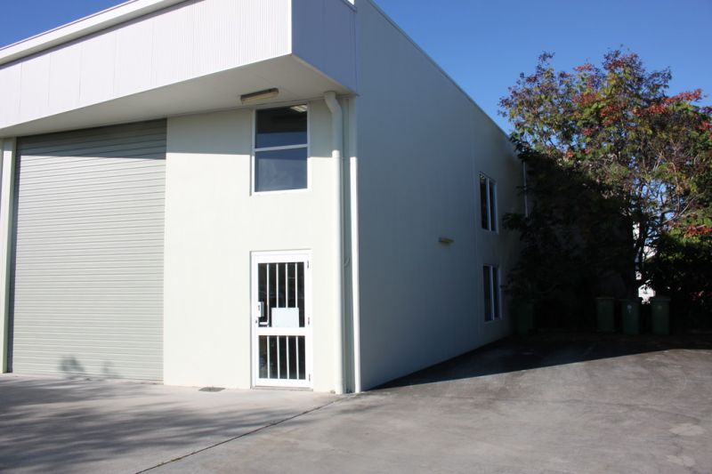 INDUSTRIAL UNIT IN CAPALABA FOR LEASE