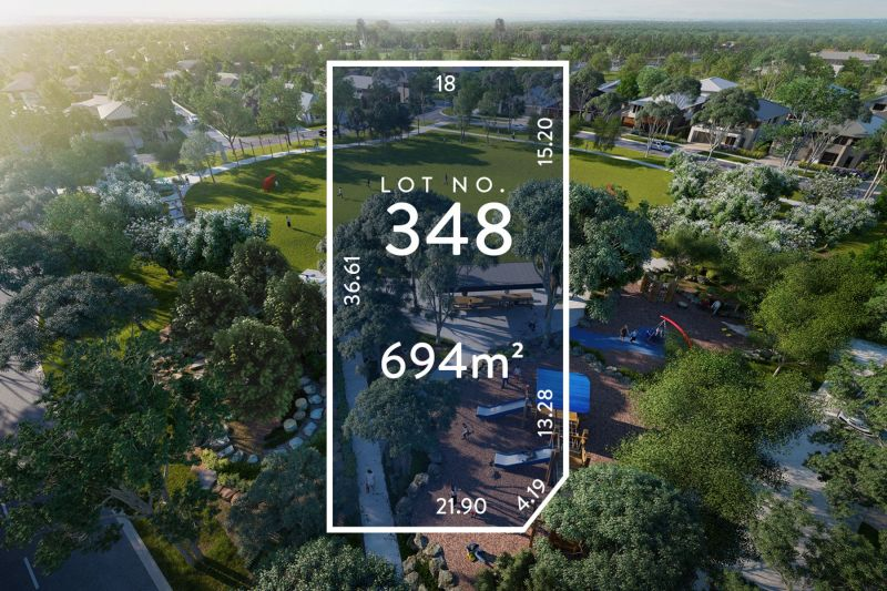 Large corner lot in Olivine Estate - The community that delivers more first