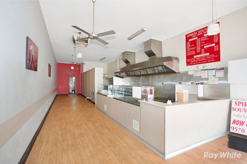 Ready To-Go Food Premises with Prime Exposure to Warrigal Road!