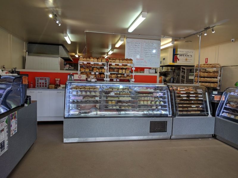 Busy bakery - Highway Frontage - High Turnover - High Profit