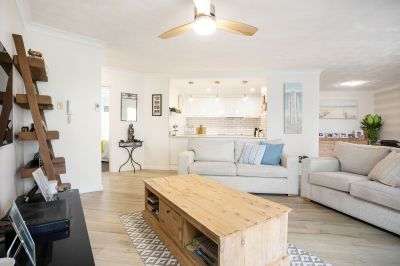 TASTEFULLY RENOVATED THROUGH OUT!