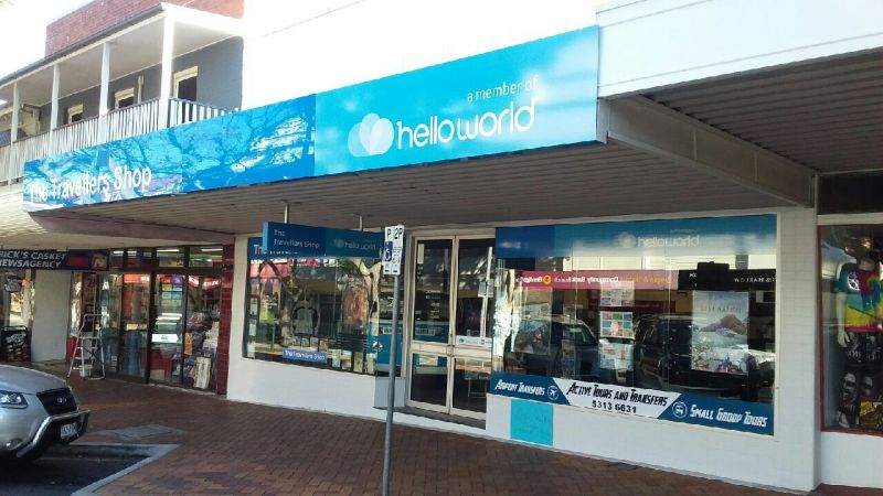 Two Freestanding Shops Side-by-Side | Fully Leased | 7.5% Return | Not in Flood Zone