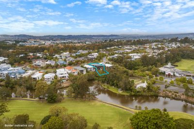 Prestigious Robina Gallery - Lake to Golf Course!