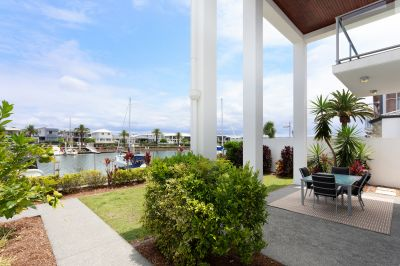 Bridge Free Boating - Dual Living - Water Views