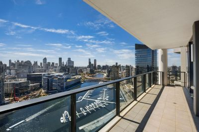 Lap up the Luxury in this Superb, Penthouse Yarra's Edge