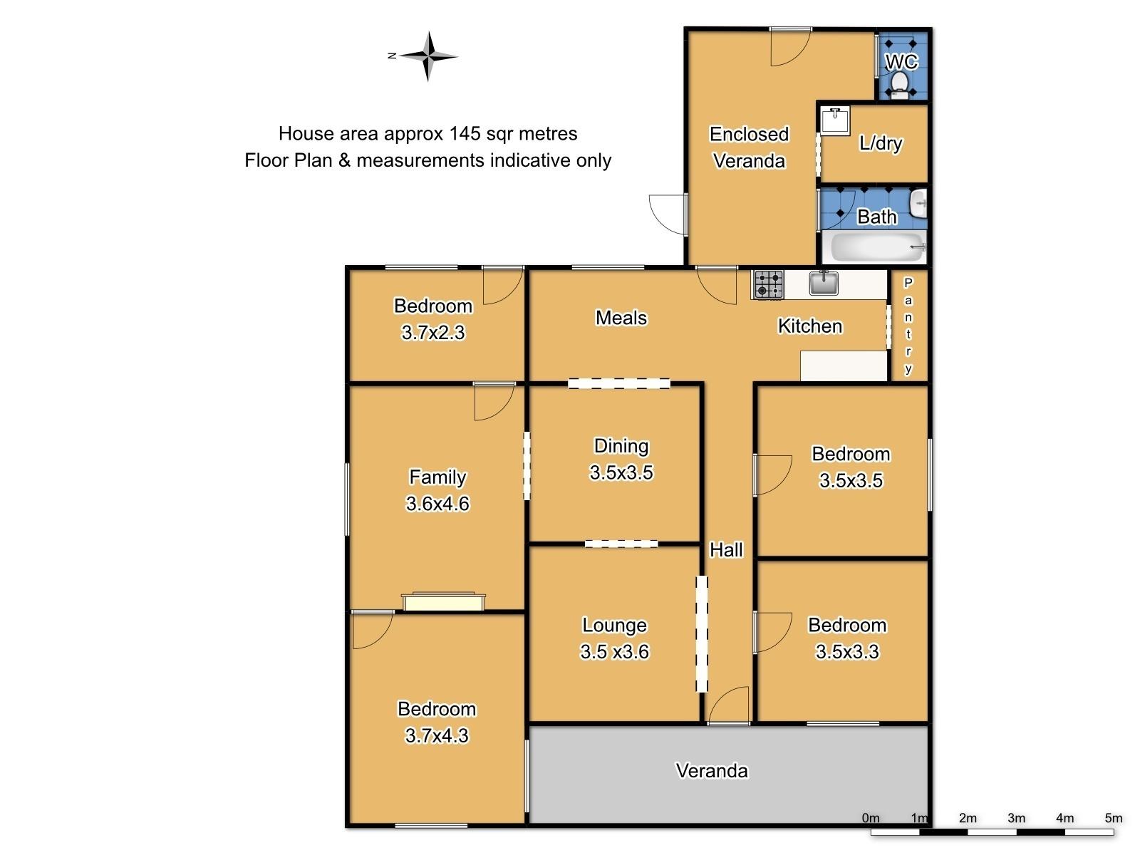 188 McLachlan Street - Floor Plan