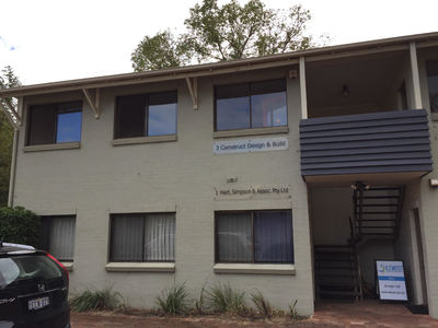 56sqm Strata Office in Onslow Road