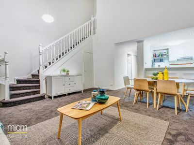 Dual Level Urban Oasis in Royal Flagstaff'