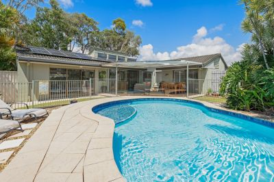 Robina Waters Designer Home with Swimming Pool!