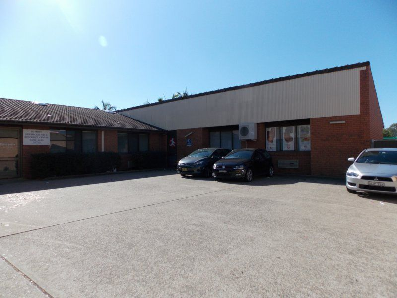 Tidy Commercial Suite, ROOTY HILL