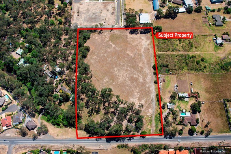 Major Residential Lot Subdivision Development Site