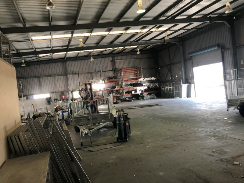 633sqm Freehold Warehouse And Office Space With Hard Stand Yard