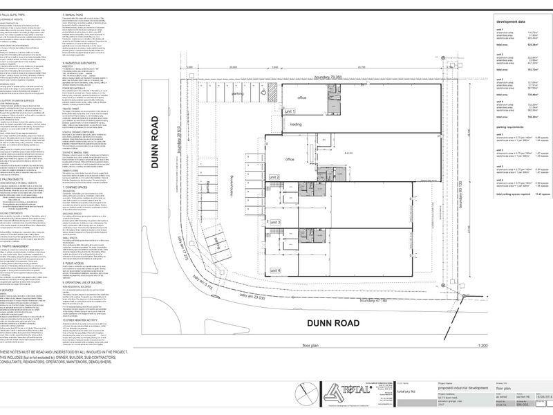 Brand New 1,200m² Warehouse