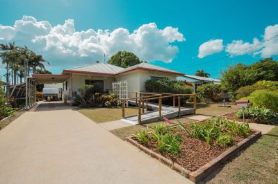 NEAT & TIDY HOME ON 1,143M2 BLOCK WITH LOADS OF SHED SPACE!