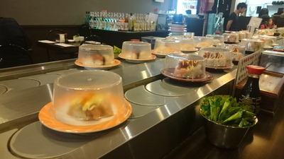 BUSINESS FOR SALE Restaurant Sushi Train Takeaway Sushi Business