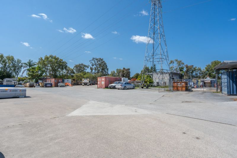 Entire Industrial Complex – 100% leased with upside
