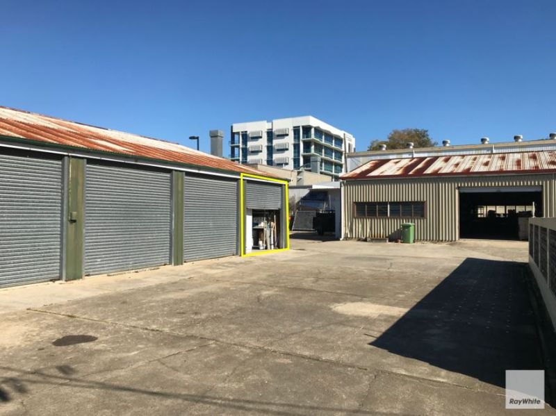 Storage Shed with Great Access