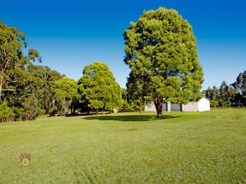 PRIVATE 4.3 ACRES - CONSENT TO BUILD