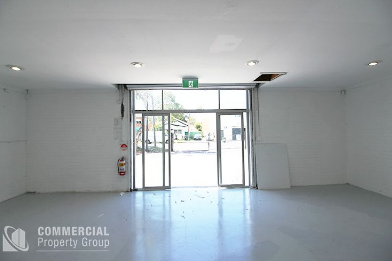RENOVATED RETAIL SPACE