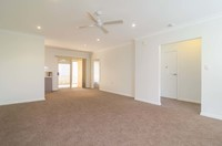 Rarely available three bedroom unit