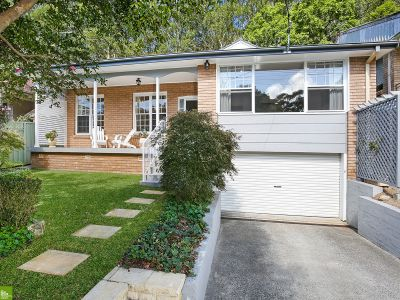 Family home with sunny northerly aspect