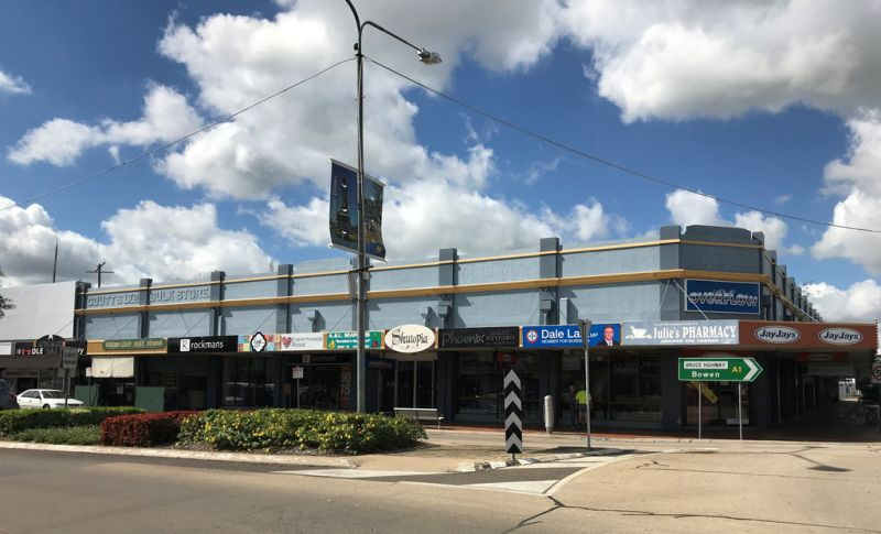 Queen Street retail and office space