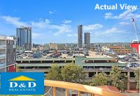 Studio Apartment in Parramatta City. Includes HUGE STORE ROOM + CAR SPACE. Sunny North Facing Aspect. Walk to Westfield Shopping & Station