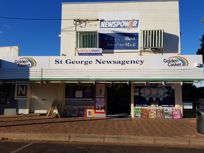 Newsagency -Southern Qld Country -Only Newsagent in town -ID#66441