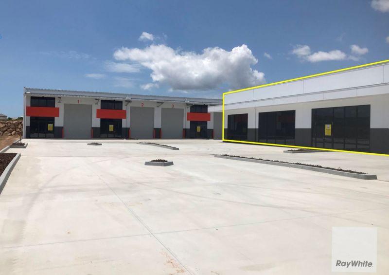 Highly Exposed Brand New Freestanding Warehouse/Showroom