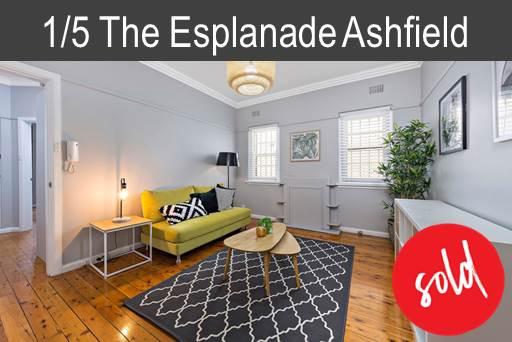 Colin   The Esplanade Ashfield