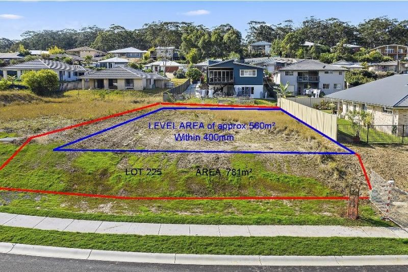 Vacant Land, 1600m to the Beach