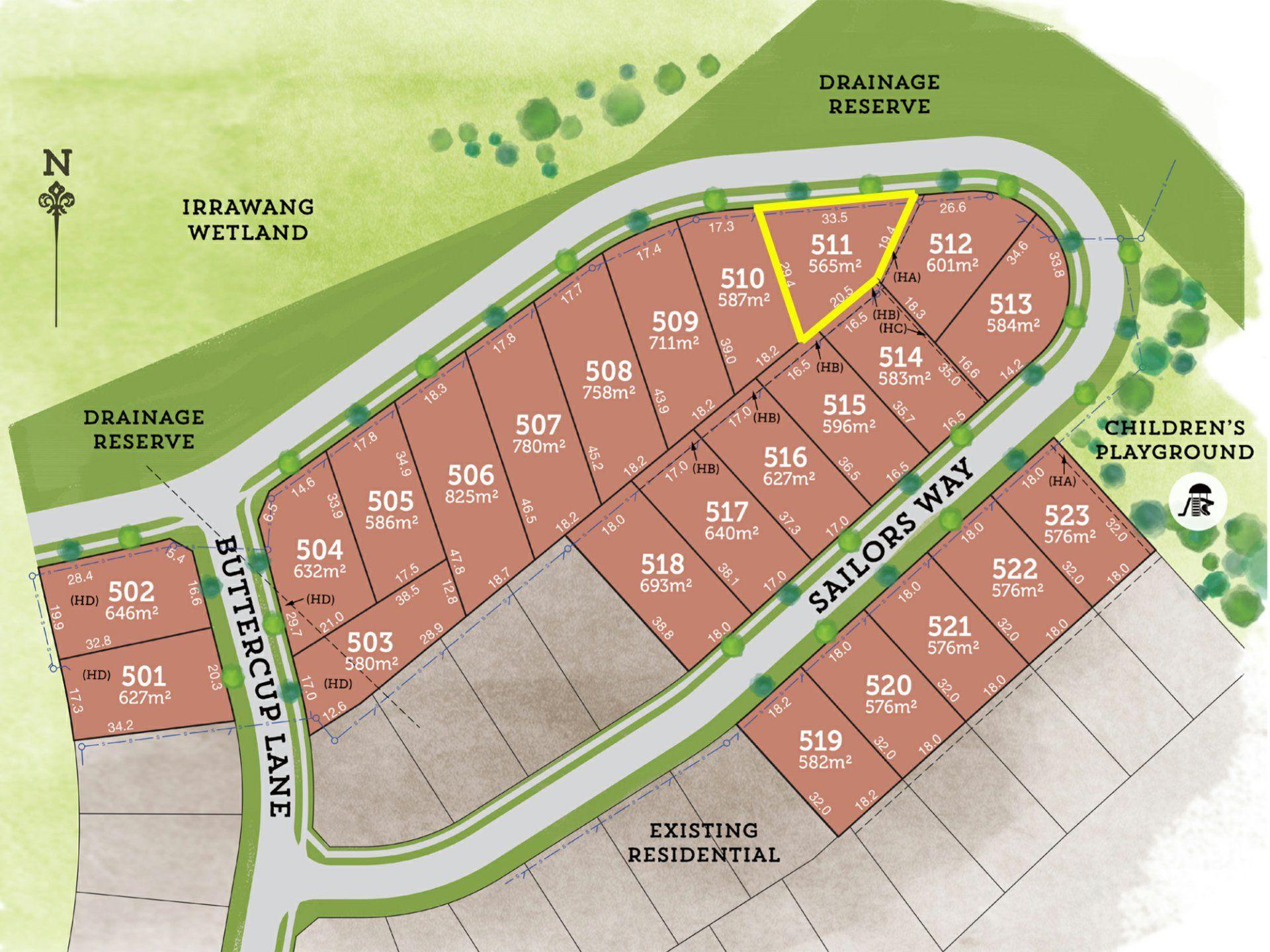 Lot 511 Sailors Way Raymond Terrace 2324