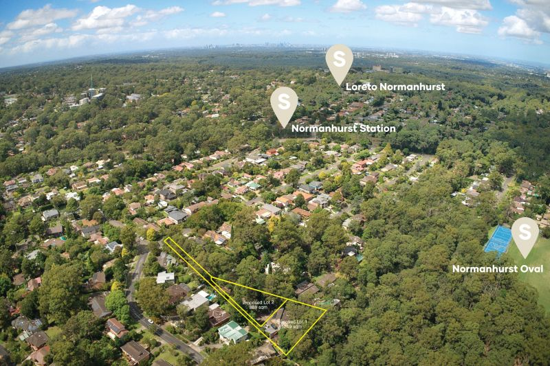 Large land with potential