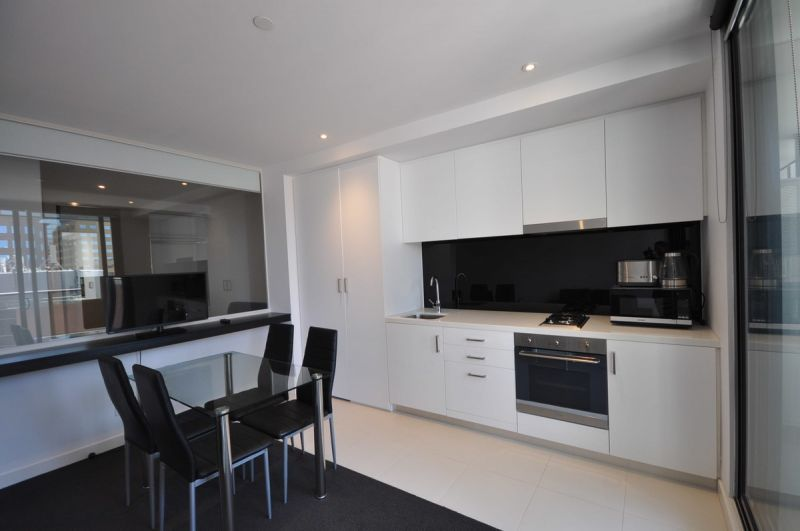 PRIVATE INSPECTION AVAILABLE - Stunningly Furnished One Bedroom With City Views!