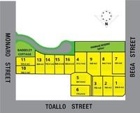 Lot 1-16 Corner of Monaro Street, Toallo Street and Bega Street Pambula, Nsw