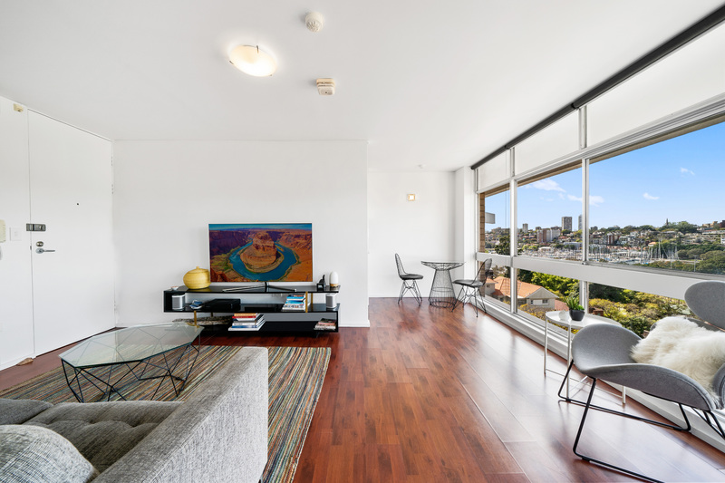 ONE BEDROOM APARTMENT WITH WATER VIEWS AND CAR SPACE