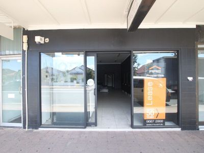 Large Shop in the Heart of Rosebery